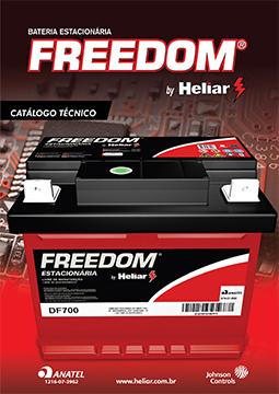 Freedom - Bateria Estacionária